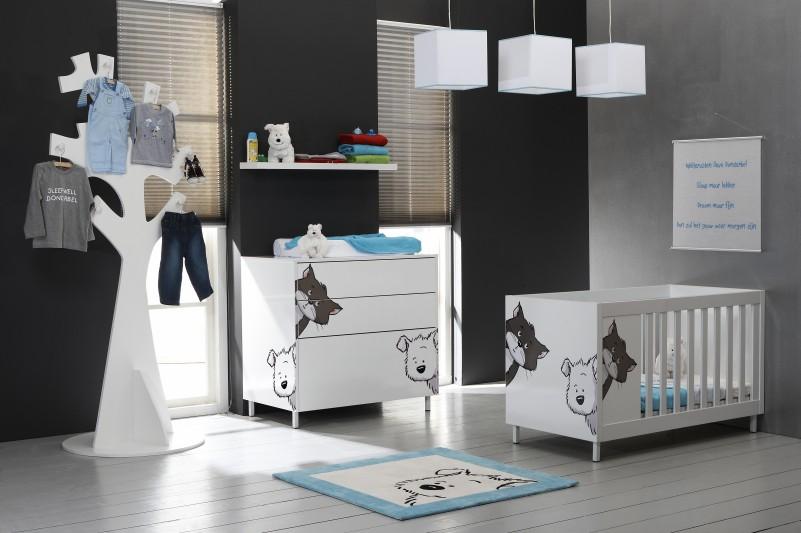 De babykamer - Jongen babykamer ...